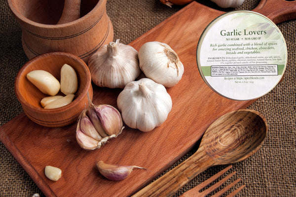 Garlic Lovers Recipes