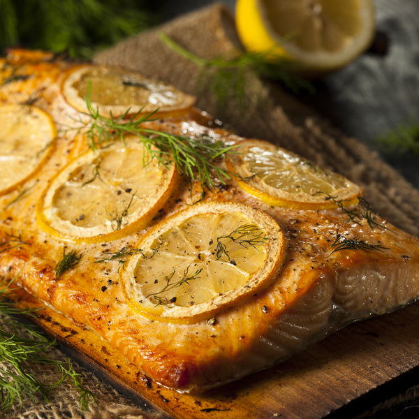Salmon with Dill Favorites