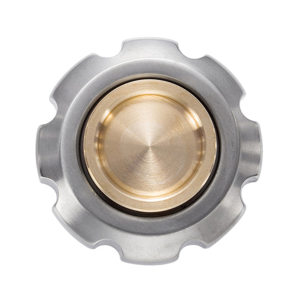 TI-EDC Titanium Mini Fidget Spinner - EDC Focus Toy (Mini-Gear)