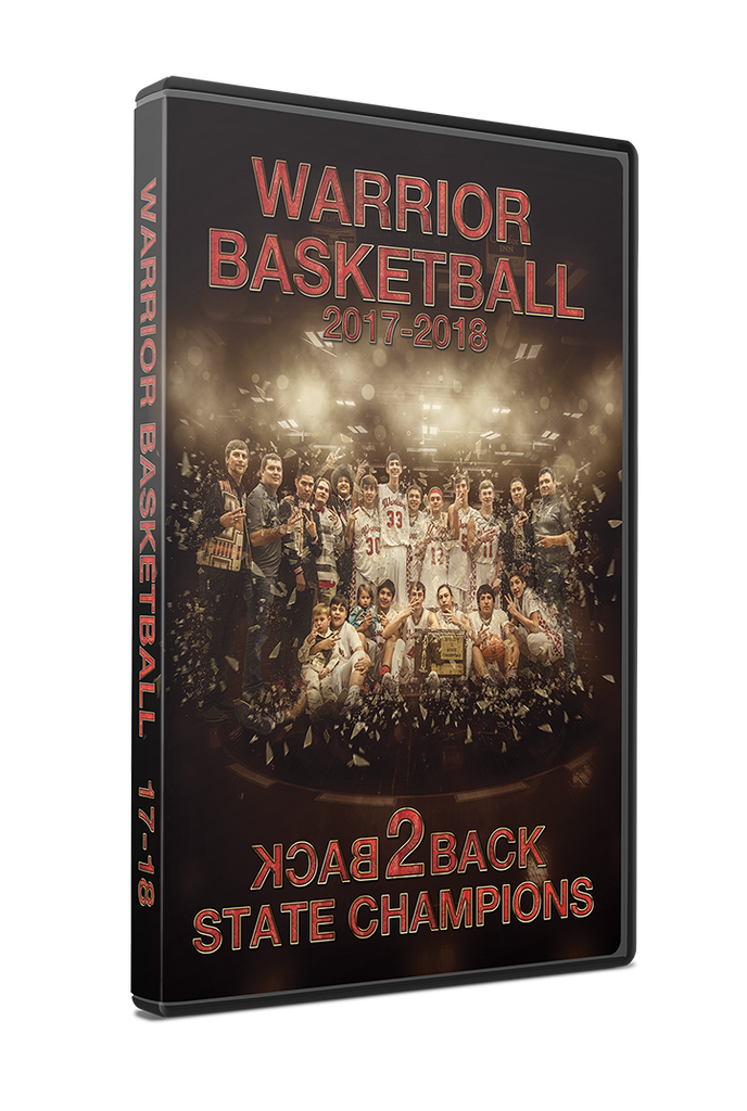 Arlee Warrior Basketball 2017-2018 DVD