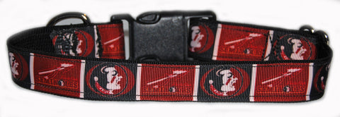 Florida State University (FSU) Dog Collar