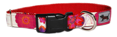 Moroccan Garden Dog Collar
