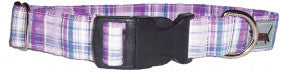 Purple Breeze Dog Collar