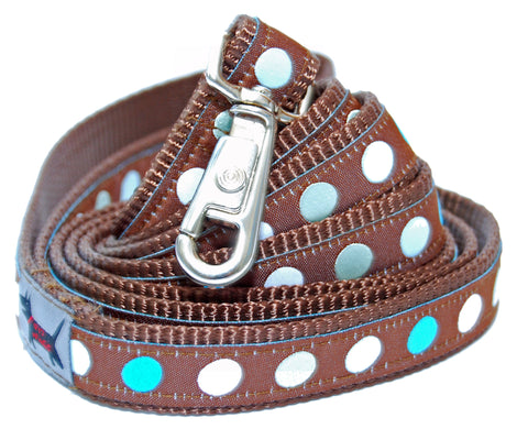Chocolate Gumball Leash