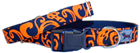 Spook-tacular Dog Collar