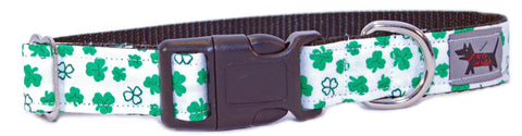 Lick of the Irish Dog Collar
