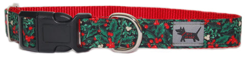 Mistle Paws Dog Collar