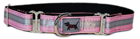 Modern French Ruffle Dog Collar