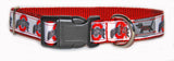 Ohio State University Dog Collar