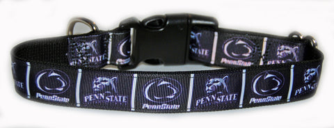 Penn State Dog Collar