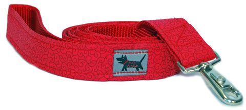 Royal Red Leash