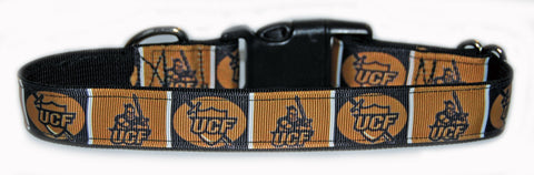 University of Central Florida (UCF) Dog Collar