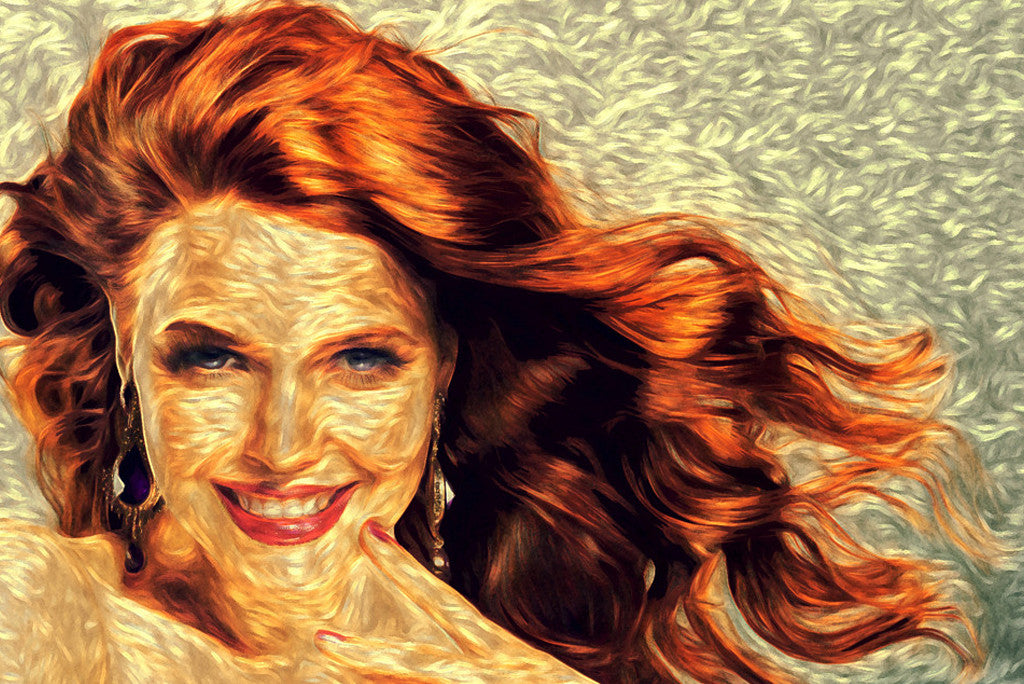 Impressionist Painting Effect Actions - JasGraphicTools