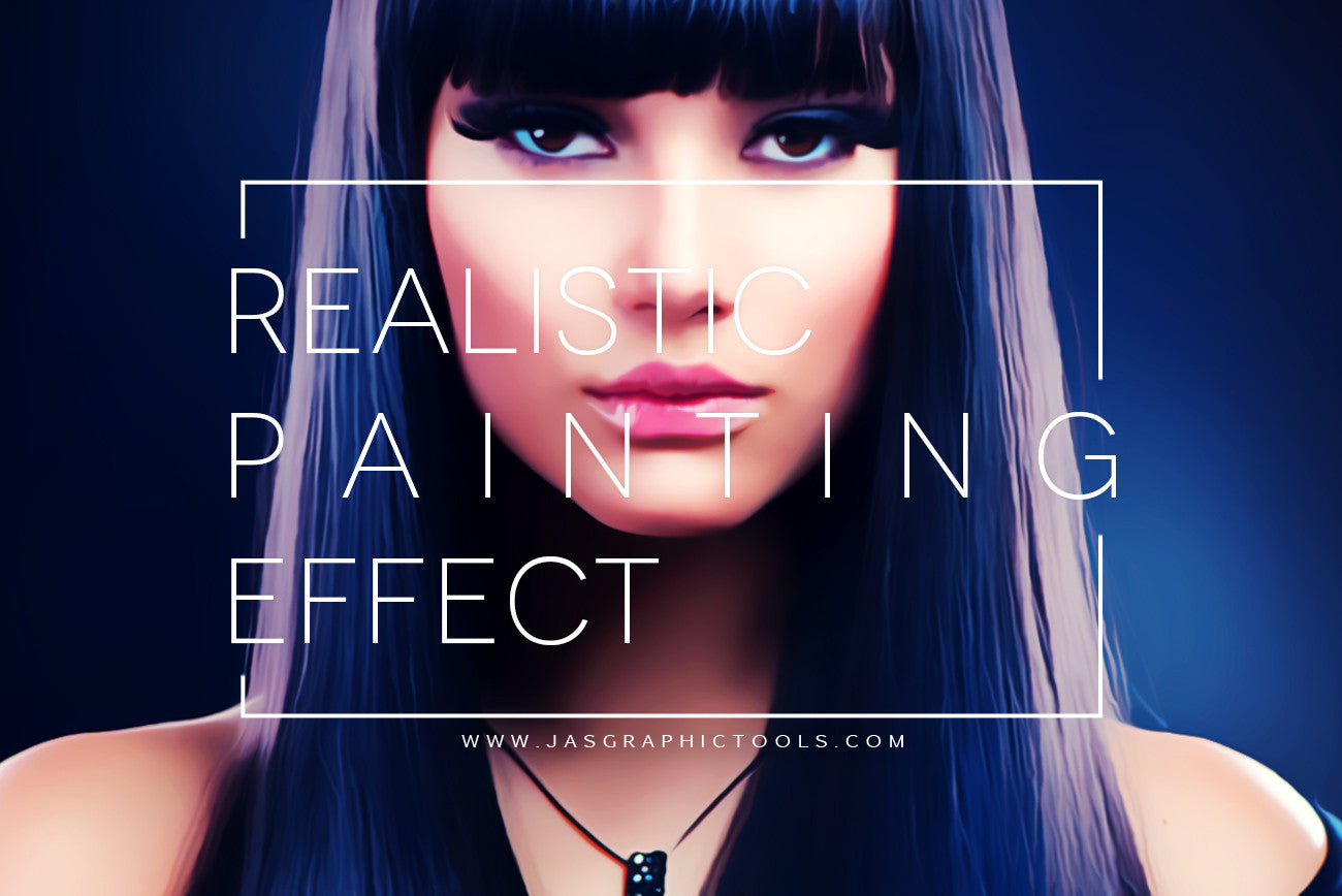 Realistic Painting Effect Actions V.1 - JasGraphicTools