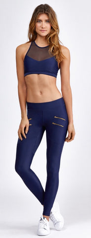 Varley Sofia Tight- Dark Blue