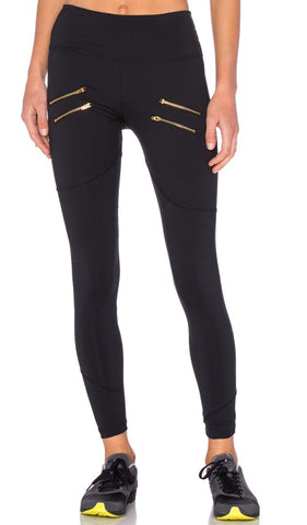 Varley Palms Tight- Black