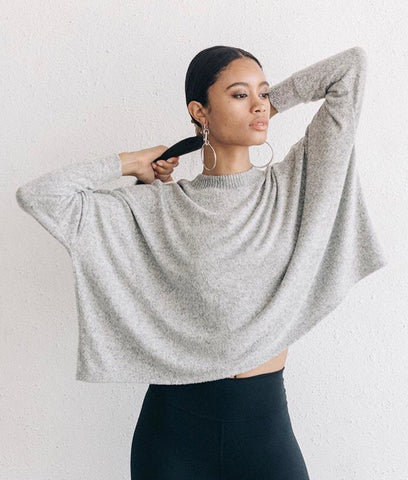Joah Brown- Epic Long Sleeve; Grey