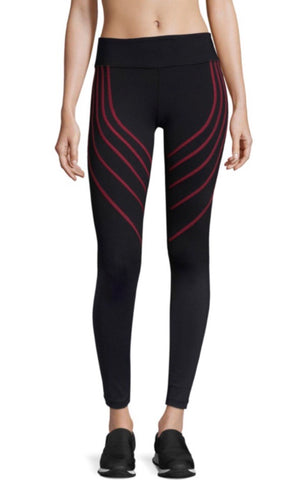 Vimmia- Strive Legging- Black/Red