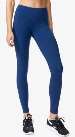 VIMMIA X High Waist Energy Wave Legging; Navy
