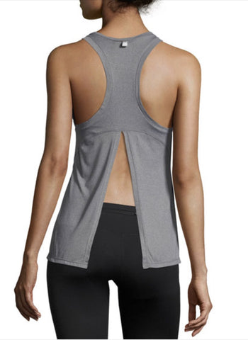 Varley Flora Vest (tank)- Light Grey