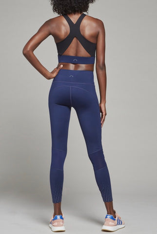 Varley Ainsley Peacot Legging; Reflective Peacot