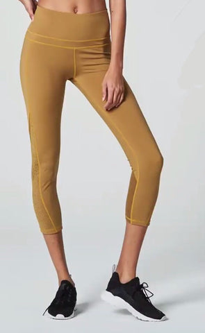 Varley- Corbett Tight; Gold