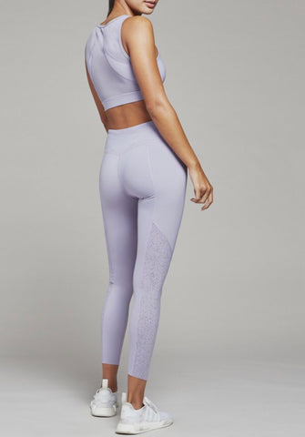Varley Chester Dusk Legging; Purple Dusk