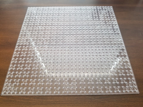32 x 32 Thick Baseplate - Lego Compatible
