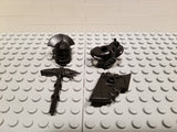 Orc Warrior Lego Minifigure Custom Accessory Kit by Brickwarriors LOTR