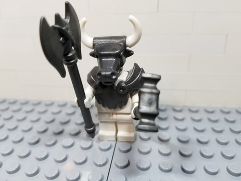 Minotaur Lego Minifigure Custom Accessory Kit