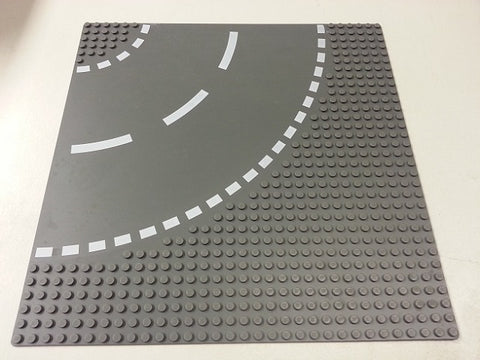 LEGO Curved Road Plate 7281 44342px2
