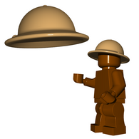 British Brodie Helmet Lego Custom Brickwarriors Minifigure Accessory