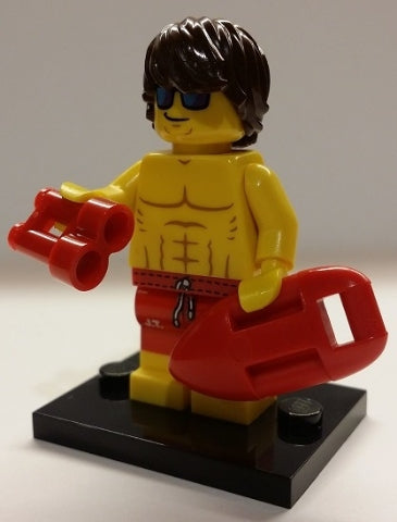 LEGO Lifeguard Set 71007-7