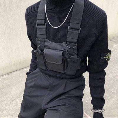 Tactical Chesty Bag