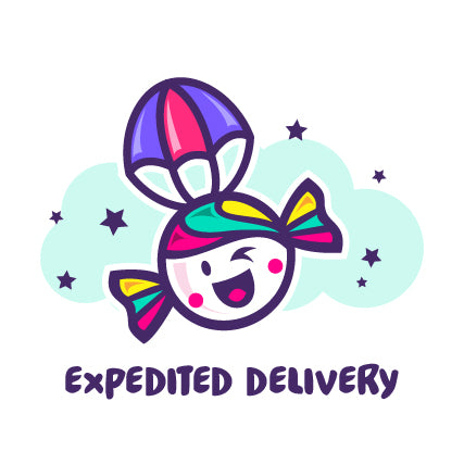 Free expedited delivery