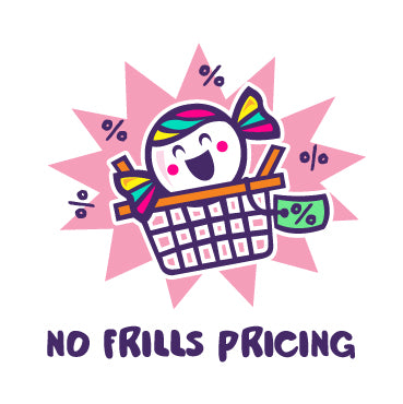 No Frills Pricing