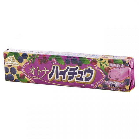 hi chew blueberry cranberry bar Japan