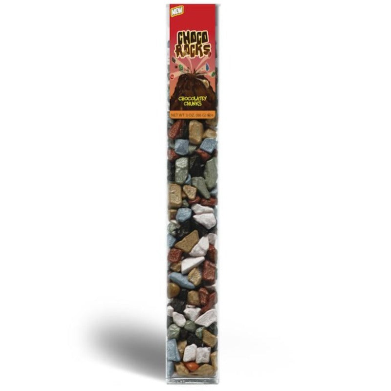 Kimmie Candy ChocoRocks Regular Mix 3 oz Tube