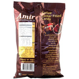 Amira Coffee Center filled Hard Candy Nutrition Information