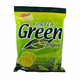 Bontea Original Green Tea Hard Candy Indonesia