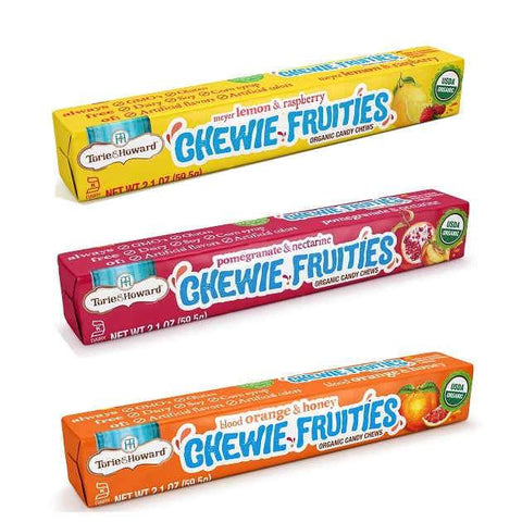 Chewie Fruities Stick Bar Torie and Howard