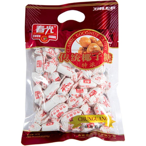 Chun Guang Coconut Candy Classic China 8.82 oz