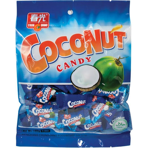 Chun Guang Coconut Hard Candy