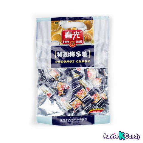 Chun Guang Premium Coconut Hard Candy From China Hard Chun Guang