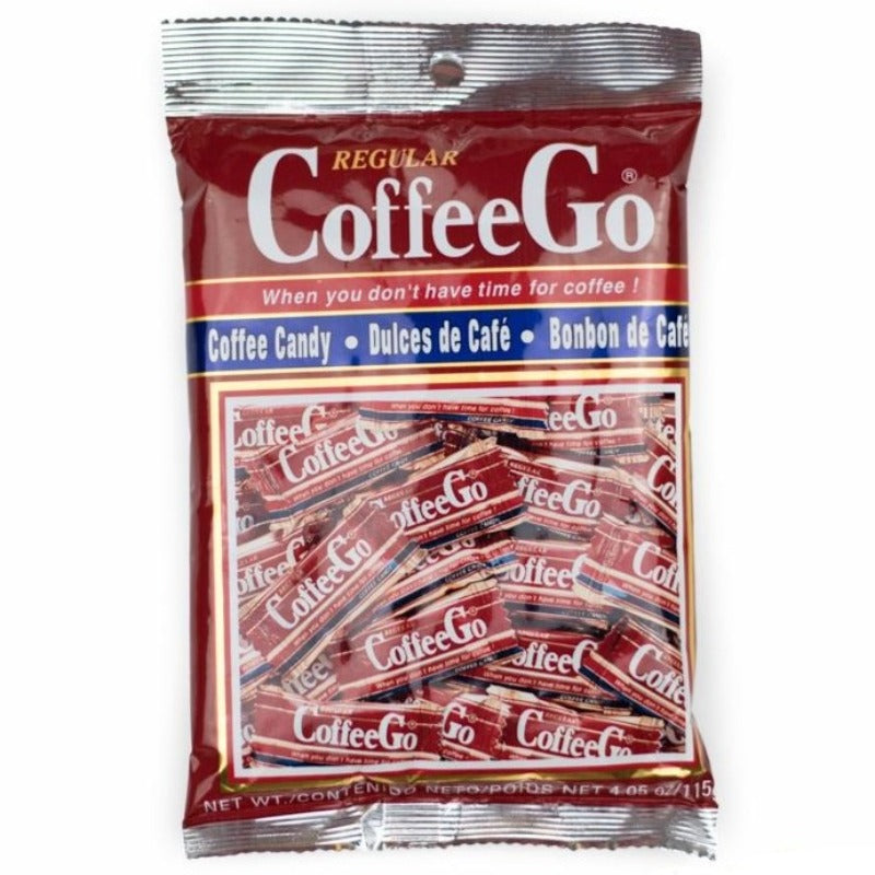CoffeeGo Regular Coffee Hard Candy from Indonesia Hard CoffeeGo