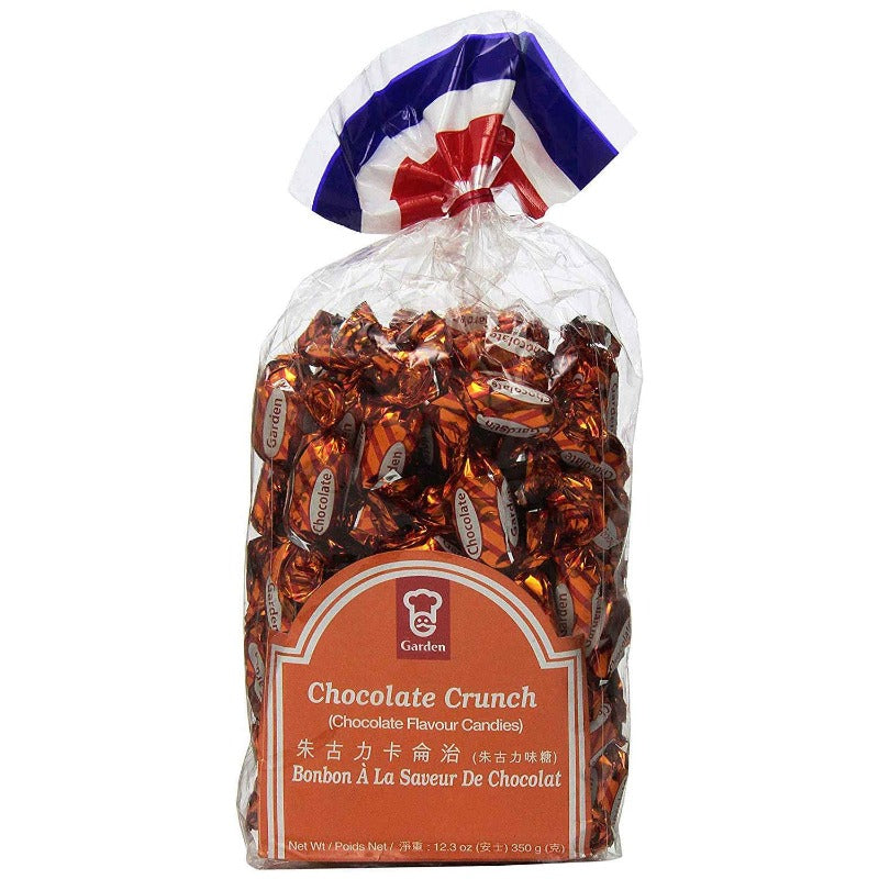 Garden Chocolate Crunch Hard Candy, 12.3 oz Hard Garden
