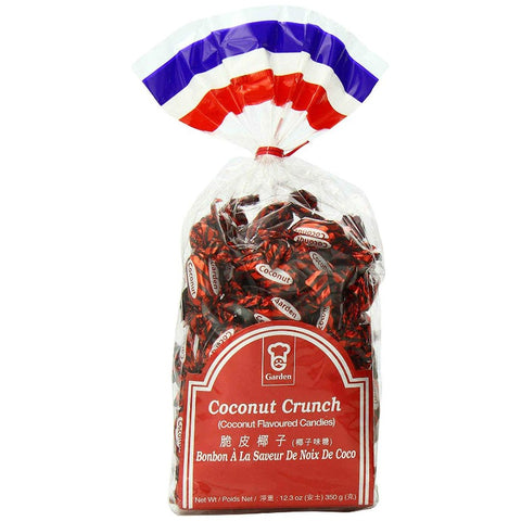Garden Coconut Crunch Hard Candy, 12.3 oz Hard Garden