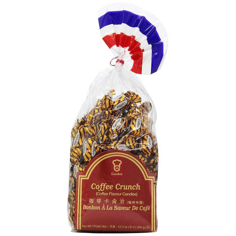Garden Coffee Crunch Hard Candy