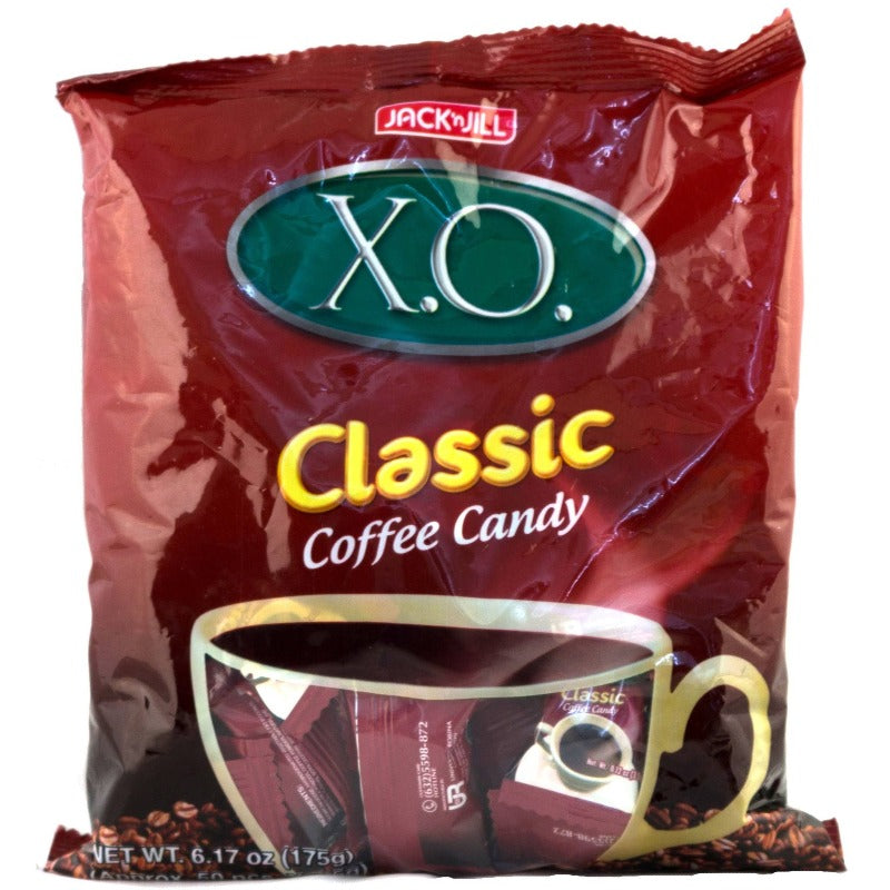 Jack n Jill X.O. Classic Hard Coffee Candy
