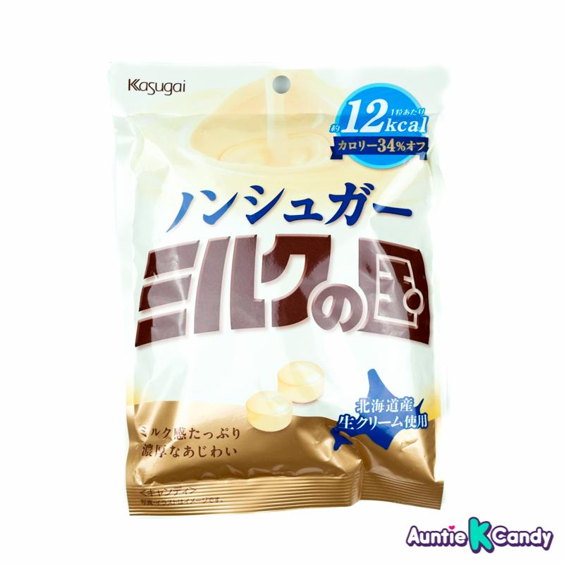 kasugai milk land sugar free hard candy japan miruku no kuni